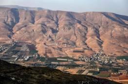 تقديم مشروع قانون للكنيست لتطبيق السيادة الإسرائيلية على الغور ومستوطنات الضفة
