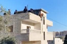 القدس: الاحتلال يشرع بهدم 4 شقق سكنية في العيسوية