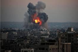 جيش الاحتلال يكشف عن الأهداف التي ضربها بغزة