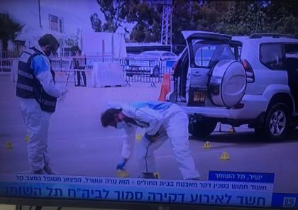 عملية جنائية..اصابة حارس أمن اسرائيلي في عملية طعن في تل أبيب واصابة المنفذ بجراح