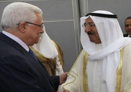 الرئيس يهاتف أمير الكويت