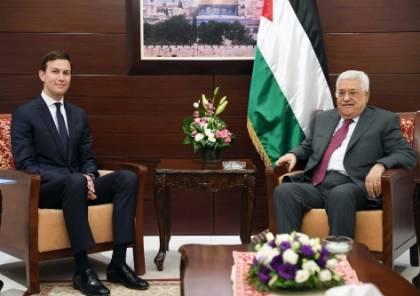 """4 أشهر من """"الهدوء"""" طلبها كوشنير من الرئيس عباس والسبب ؟"""