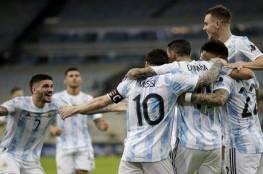 فيديو: الأرجنتين تهزم البرازيل وتتوج بلقب كوبا أمريكا