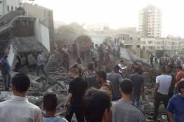 وزارة الصحة تعلن رفع حالة الجهوزية في مستشفيات غزة