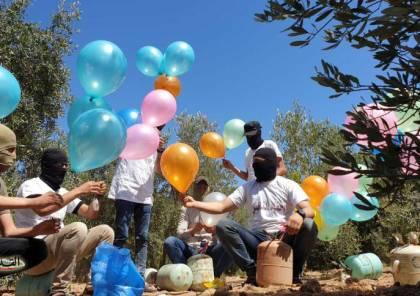"""محلل إسرائيلي يطالب بالرد على البالونات الحارقة بطريقة """"عقلانية""""..!"""