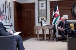 الملك عبد الله: لا سلام دون حل عادل للقضية الفلسطينية