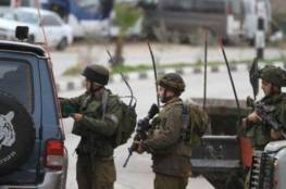 الاحتلال يُغلق الطريق المؤدية إلى البقعة ويواصل شق طريق استيطانية غرب الخليل