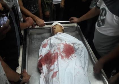 صور ..استشهاد فتى برصاص الاحتلال الاسرائيلي شرق رفح جنوب قطاع غزة