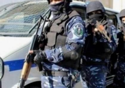 شرطة رفح تكشف قضية سطو على منزل