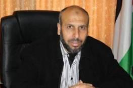 """تجديد الاعتقال الإداري للنائب السابق بـ""""التشريعي"""" ياسر منصور"""
