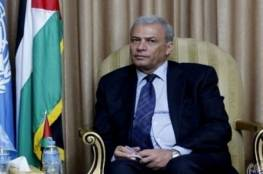 أبو عمرو يستقبل القنصلين السويدي والفرنسي