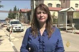 الإعلامي الحكومي بغزة يُدين اعتقال الصحفية حيفارا البديري