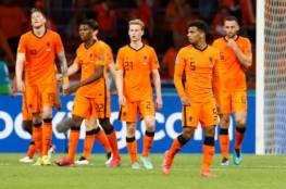 هولندا تكتفي بنقطة التعادل مع النرويج في تصفيات كأس العالم