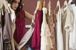 دليل ترتيب وتعطير خزانة الملابس