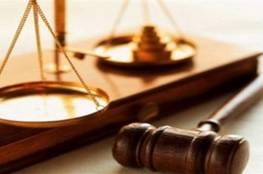 بداية دير البلح تحكم بانقضاء الدعوى الجزائية في قضية قتل