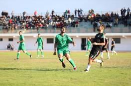 رقم مميز ينتظر الشجاعية والصداقة في كأس غزة