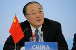 """الصين تحذر من قيام """"إسرائيل"""" ضم أراضي فلسطينية"""