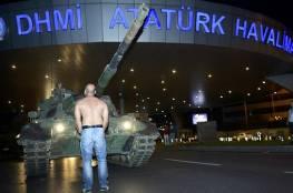 تركيا تسعى لاحتجاز 60 من أفراد الجيش لصلتهم بالانقلاب الفاشل
