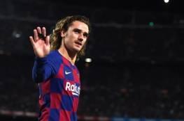 برشلونة يتفاوض على شراء لاعبين من يوفنتوس مقابل جريزمان