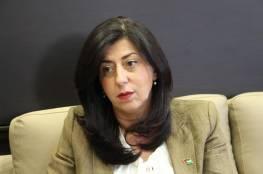 عودة: تم قبول دولة فلسطين في اتفاقية الاتحاد الجمركي