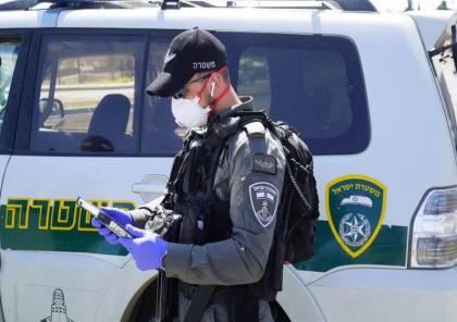 الشرطة الاسرائيلية تعتقل مواطنا من جنين داخل أراضي الـ48