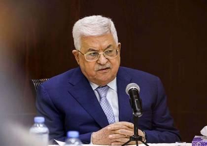 الرئاسة الفلسطينية تصدر بيانا هاما بعد تسلم الرئيس رسالة خطية من هنية حول إنهاء الانقسام