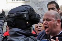 إستدعاء قيادي فتحاوي بالقدس وإعتقال نجله
