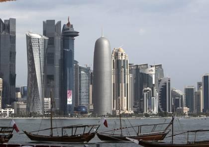 البرهان يلتقي رئيس مجلس الشورى القطري في الدوحة