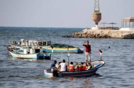 ضابط إسرائيلي يحذر من توسيع مساحة الصيد ببحر غزة