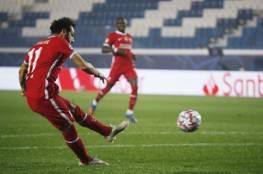 """محمد صلاح يتوج بجائزة أفضل هدف سجله """"الريدز""""لشهر نوفمبر الماضي"""