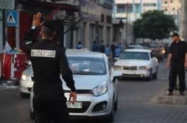 غزة: إحصائية حوادث السير خلال الأسبوع الماضي