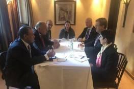 مصر تبحث مع اللجنة اليهودية الأمريكية استئناف عملية السلام