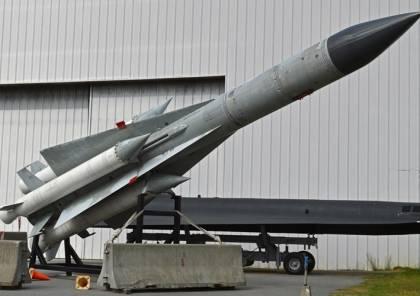 """مواصفات صاروخ """"SA-5"""" السوري الذي استهدف منطقة """"ديمونا"""""""