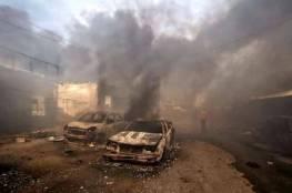 غزة: لجنة حكومية تقر بمحاسبة المسؤولين عن حريق النصيرات و ٤٠٠٠$ لأسرة كل شهيد