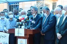 المقاولون بغزة للحكومة: لم يعد بمقدورنا الاستمرار والحقوق قبل القروض والأزمات أوصلتنا لخط النهاية