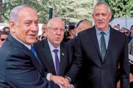تفاصيل القانون الضامن لمسألة التناوب بين نتنياهو وغانتس