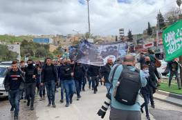 للأسبوع الـ11.. مظاهرات بأم الفحم رفضا للجريمة وتواطؤ شرطة الاحتلال (صور و فيديو)