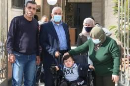 مكرمة رئاسية لذوي الاحتياجات الخاصة بمحافظة القدس