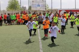 اتحاد كرة القدم ينظم مهرجاناً للبراعم