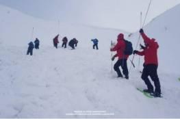 مقتل إسرائيلي بانهيار جليدي في جورجيا
