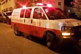 إصابة طفل بانفجار قنبلة من مخلفات الاحتلال في طوباس