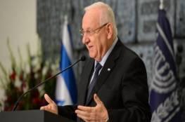 الرئيس الإسرائيلي يستقبل مبعوث الأمم المتحدة الجديد للشرق الأوسط