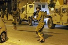 قوات الاحتلال تقتحم عدة أحياء بمدينة رام الله