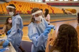 """""""إسرائيل"""" تسجل 2,435 اصابة جديدة بفيروس كورونا"""