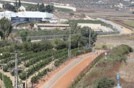 الجيش الإسرائيلي: أطلقنا النار في الهواء بعد رصد مشتبه فيهما اقتربا من السياج الأمني مع لبنان