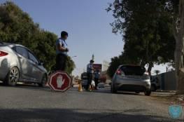 الشرطة الفلسطينية توضح آلية عملها للحد من انتشار كورونا في محافظات الضفة