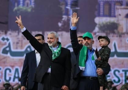 وزير اسرائيلي : هل من الصواب إسقاط حكم حماس بغزة؟