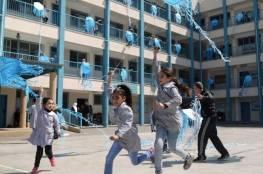 """اتحاد الموظفين يعلق على قرار """"أونروا"""" إيقاف عقود المئات من معلمي المياومة"""