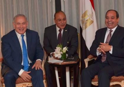 واللا العبري : الزعيم العربي الذي قد يمهد الطريق لاستقرار أمني أمام حماس