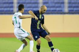 اللاعب الفلسطيني  محمد باسم يبدع في الدوري السعودي